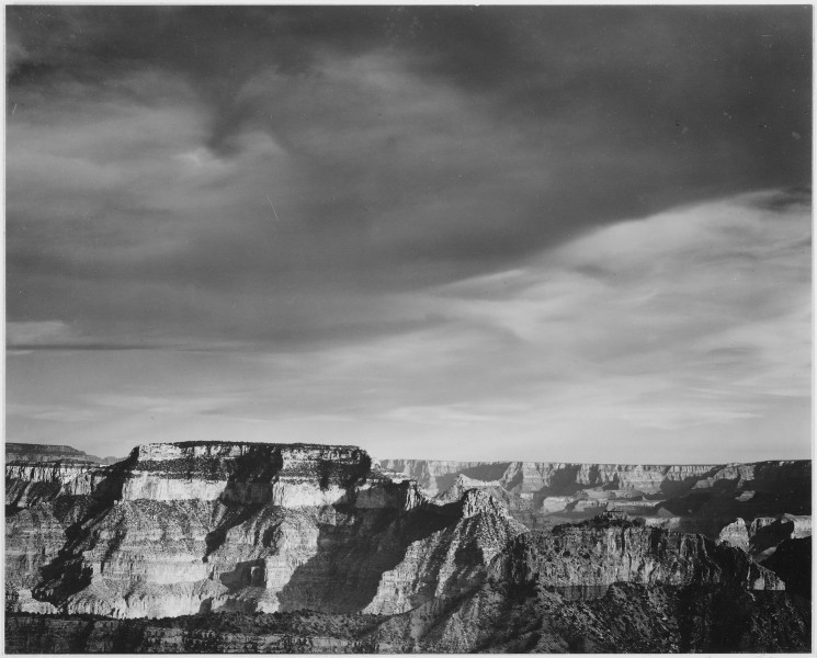Ansel Adams - National Archives 79-AA-F13