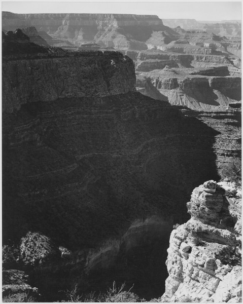 Ansel Adams - National Archives 79-AA-F15