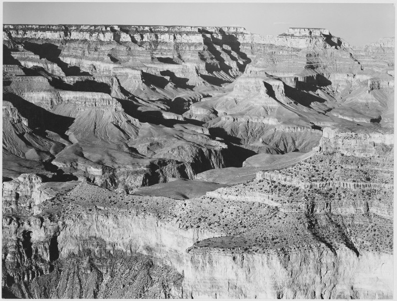 Ansel Adams - National Archives 79-AA-F16