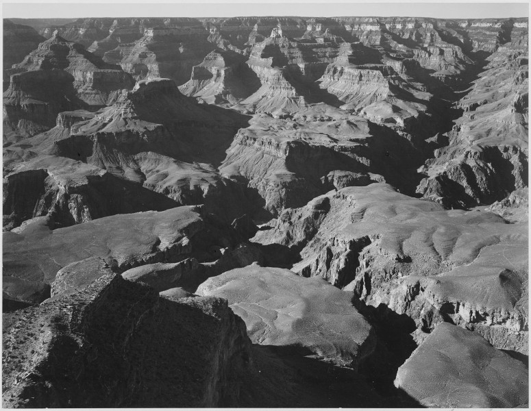 Ansel Adams - National Archives 79-AA-F18