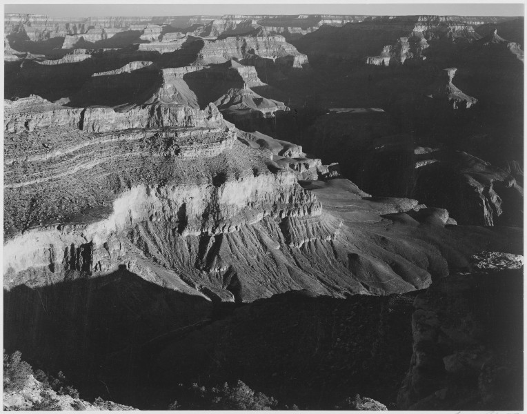 Ansel Adams - National Archives 79-AA-F21