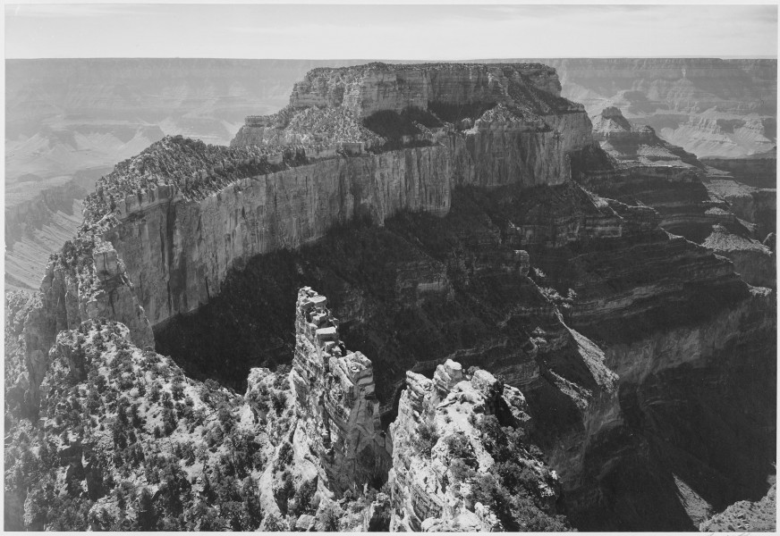 Ansel Adams - National Archives 79-AA-F22
