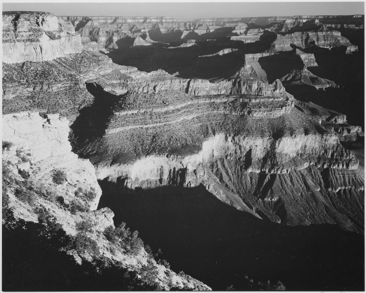 Ansel Adams - National Archives 79-AA-F26
