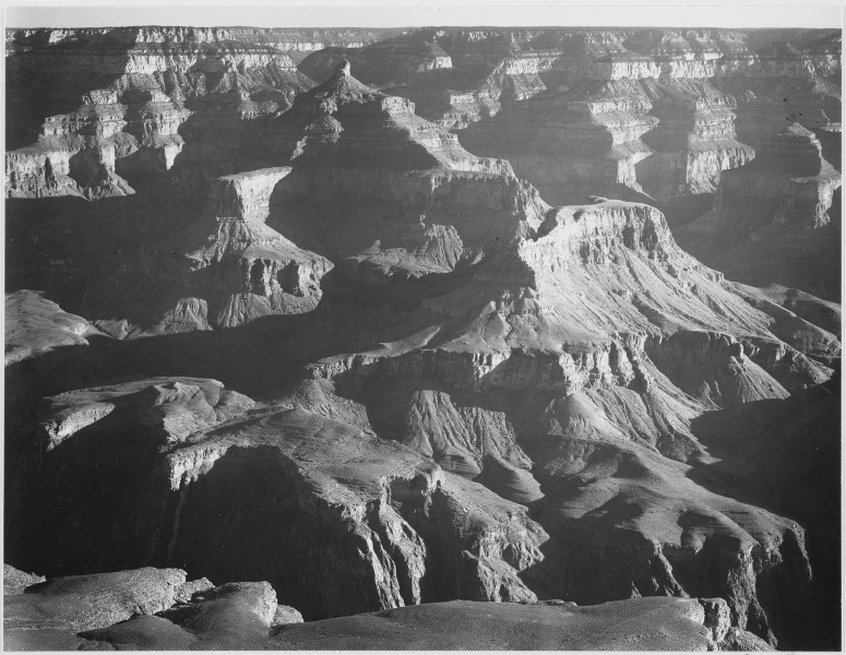 Ansel Adams - National Archives 79-AA-F27