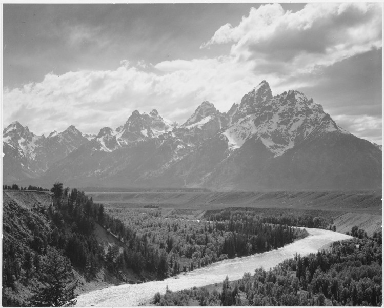 Ansel Adams - National Archives 79-AA-G02