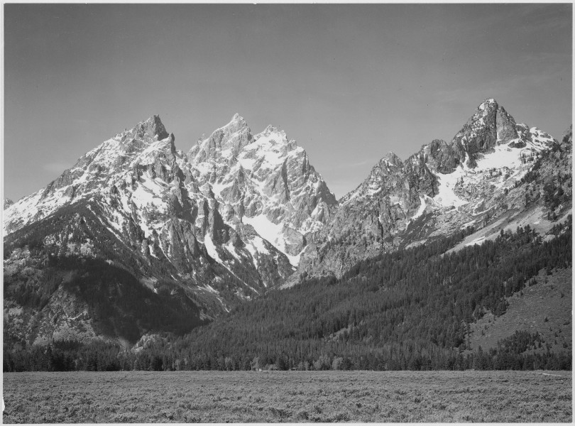Ansel Adams - National Archives 79-AA-G11