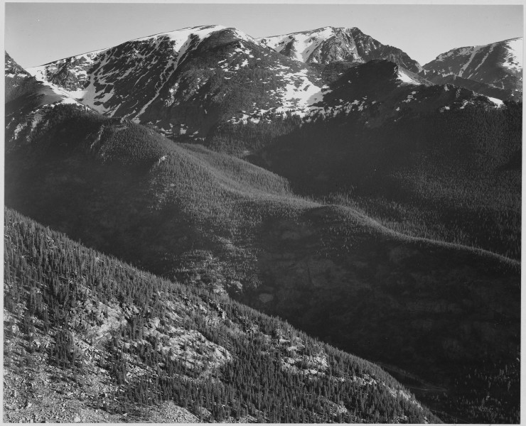 Ansel Adams - National Archives 79-AA-M03