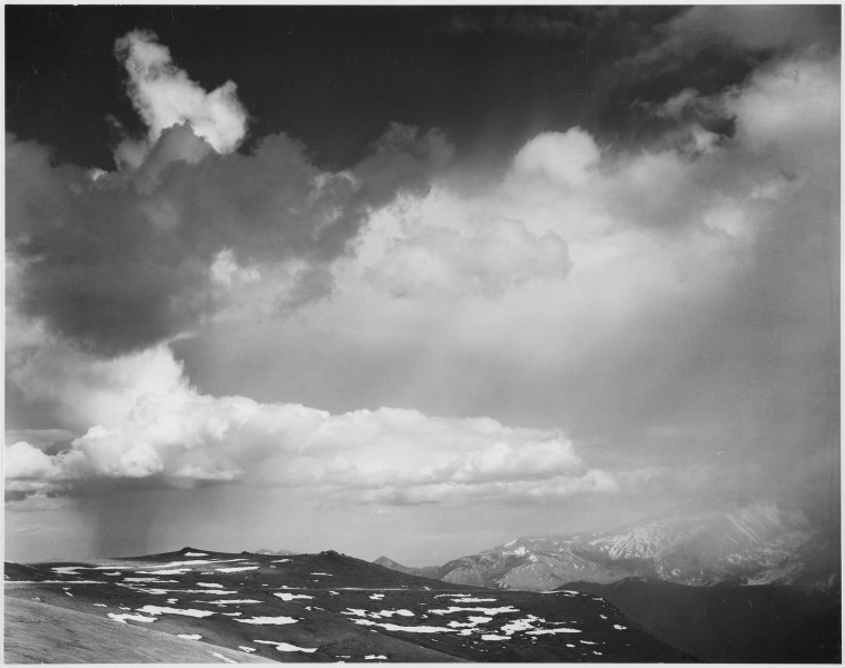 Ansel Adams - National Archives 79-AA-M04