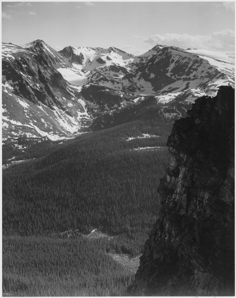 Ansel Adams - National Archives 79-AA-M06