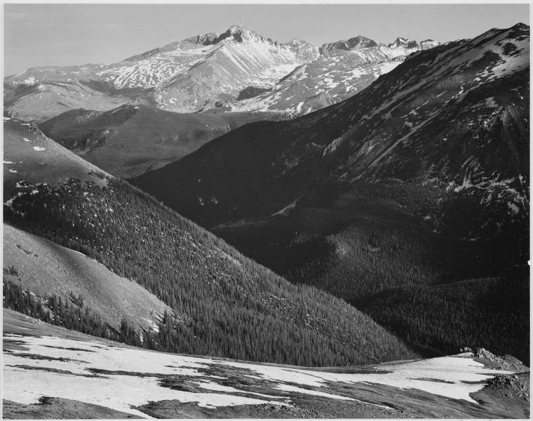 Ansel Adams - National Archives 79-AA-M10