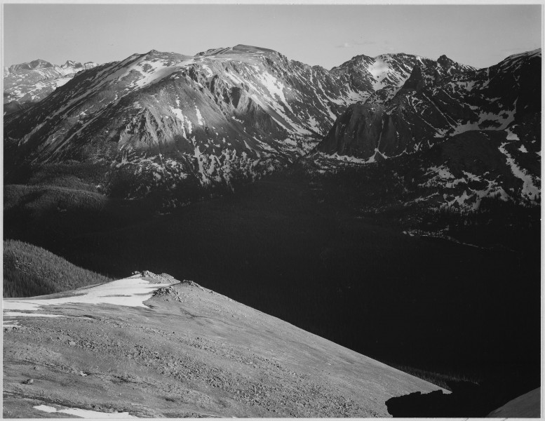 Ansel Adams - National Archives 79-AA-M11