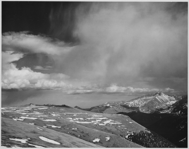Ansel Adams - National Archives 79-AA-M12