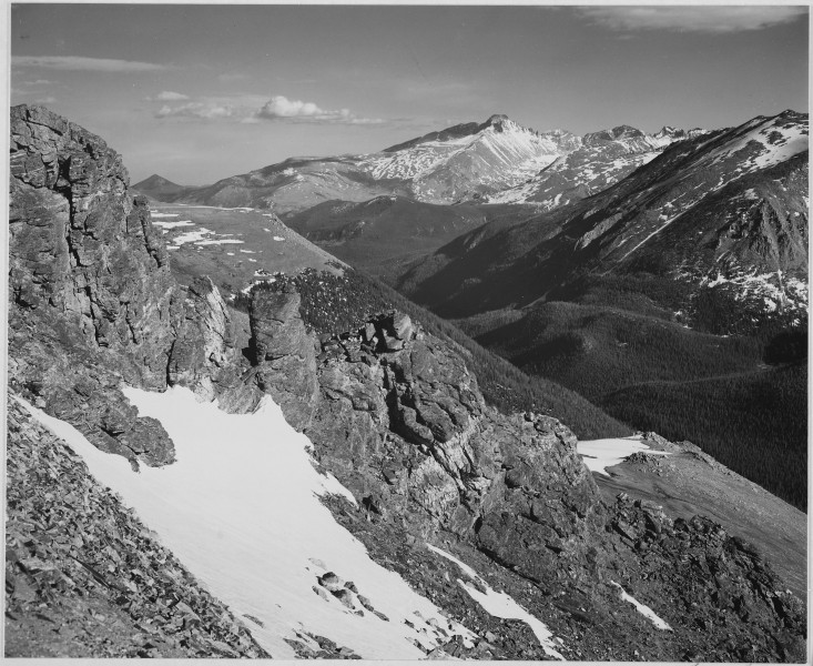 Ansel Adams - National Archives 79-AA-M13