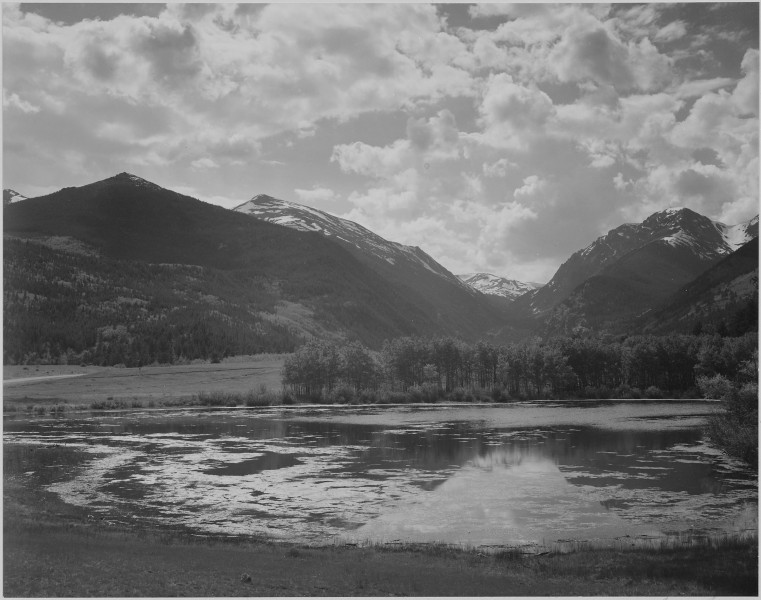 Ansel Adams - National Archives 79-AA-M14