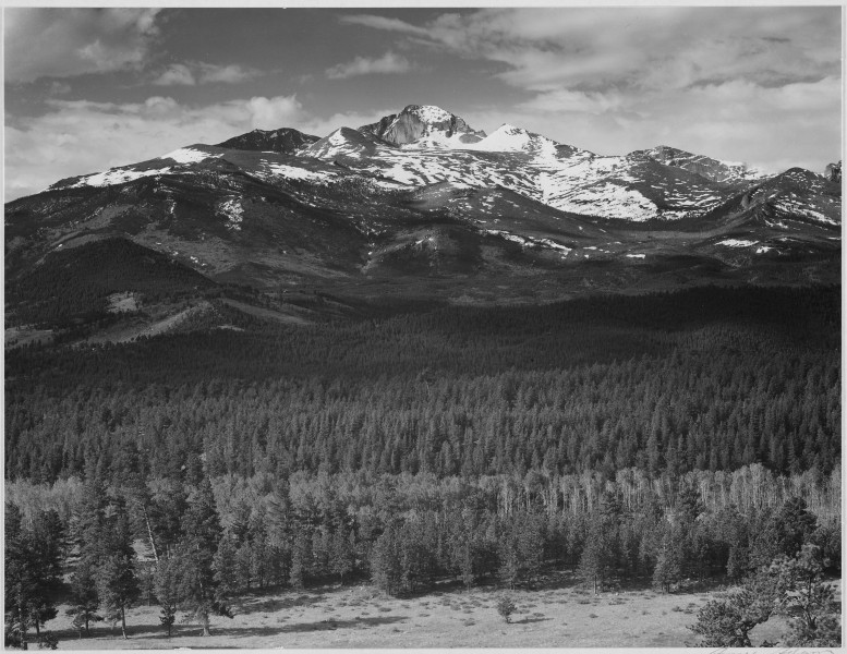 Ansel Adams - National Archives 79-AA-M16