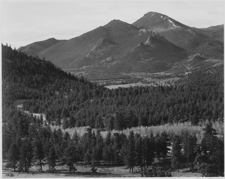 Ansel Adams - National Archives 79-AA-M18