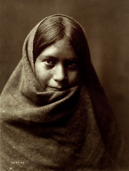 Pakit, Maricopa, by Edward S. Curtis, 1907