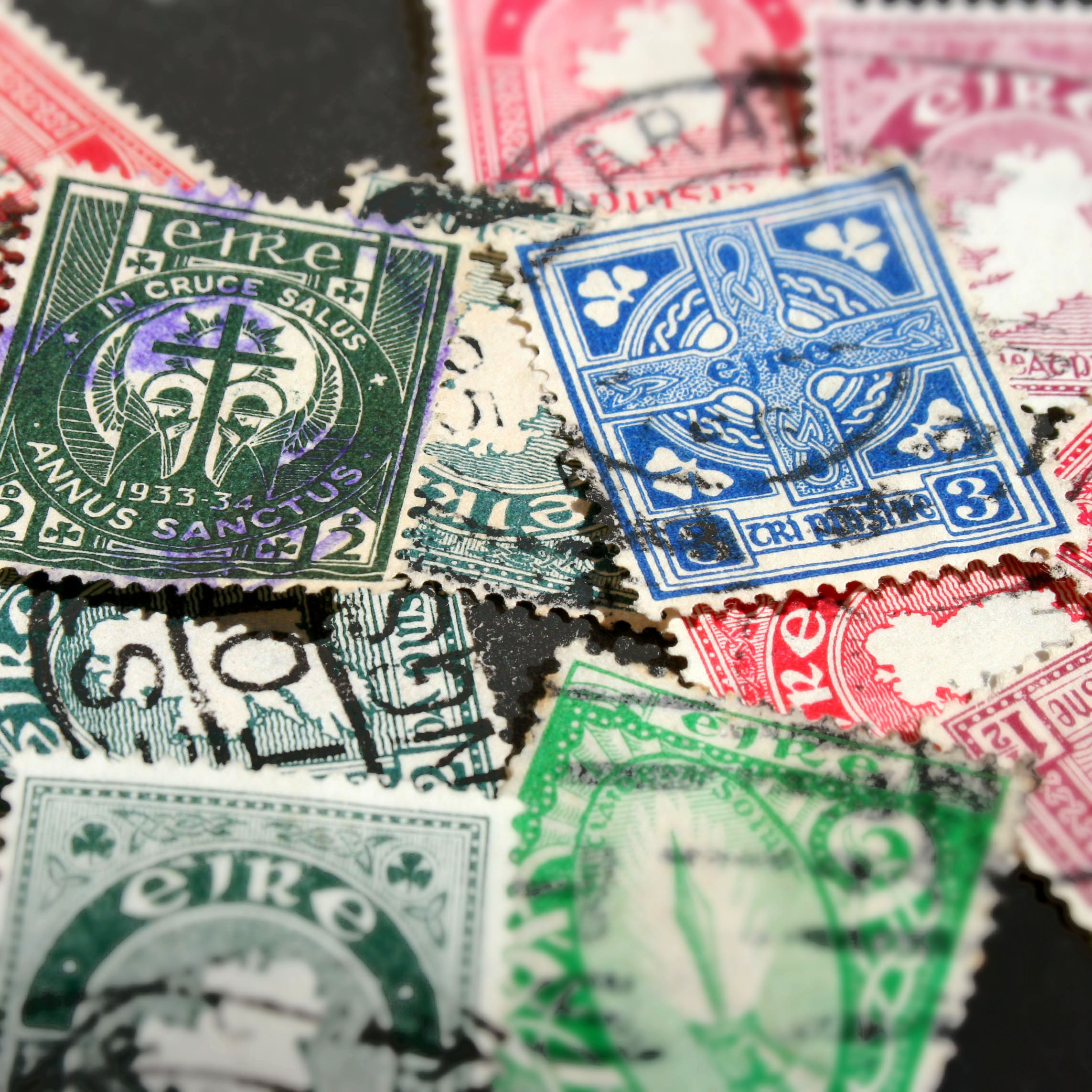 Stamps from Ireland 1933