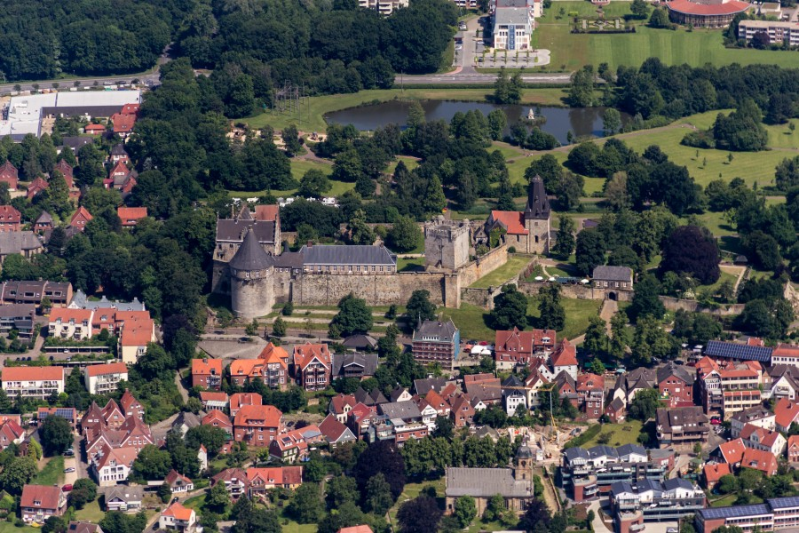 Bad Bentheim, Burg Bentheim -- 2014 -- 9519