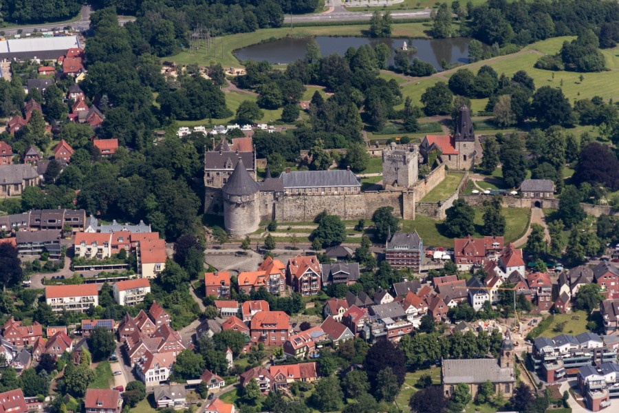 Bad Bentheim, Burg Bentheim -- 2014 -- 9521