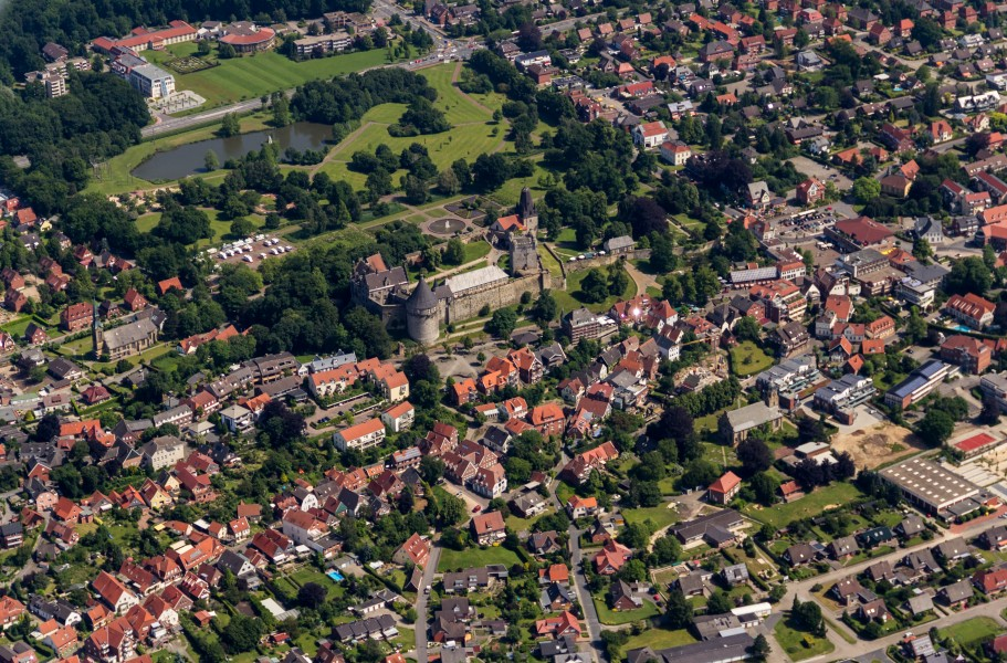 Bad Bentheim, Burg Bentheim -- 2014 -- 9525