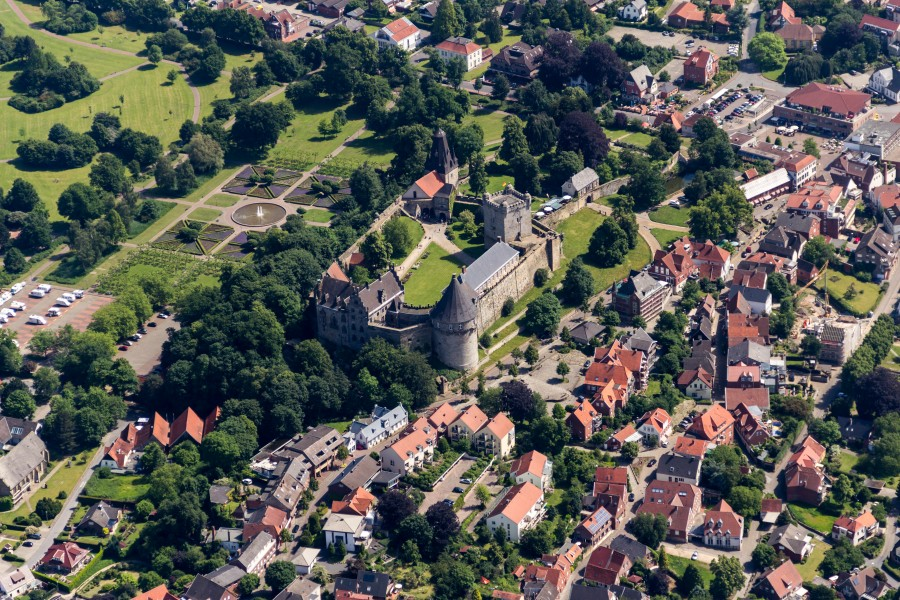 Bad Bentheim, Burg Bentheim -- 2014 -- 9529