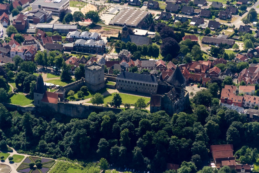 Bad Bentheim, Burg Bentheim -- 2014 -- 9539