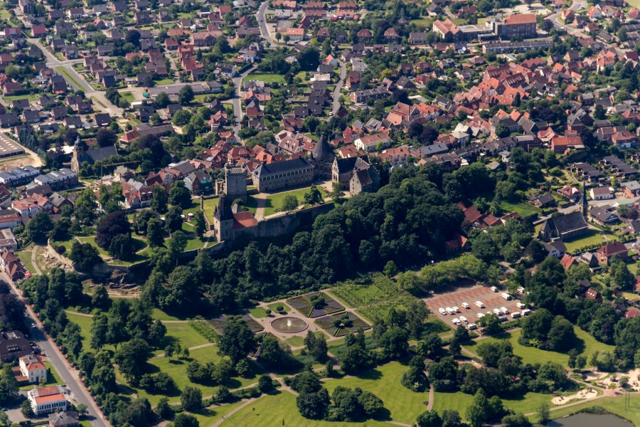 Bad Bentheim, Burg Bentheim -- 2014 -- 9546