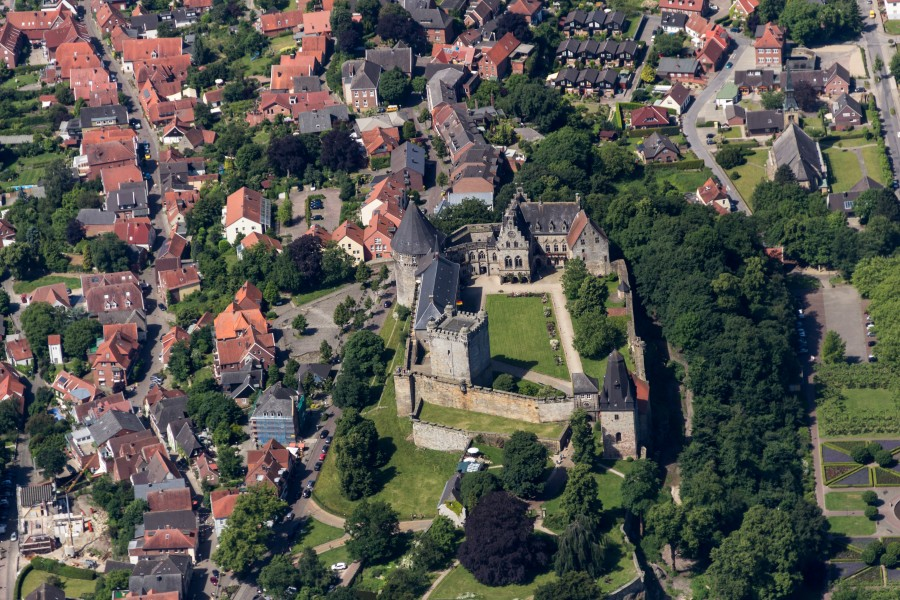 Bad Bentheim, Burg Bentheim -- 2014 -- 9554