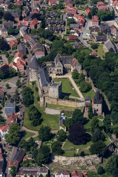 Bad Bentheim, Burg Bentheim -- 2014 -- 9556