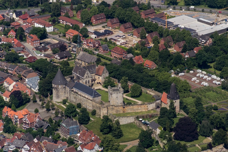 Bad Bentheim, Burg Bentheim -- 2014 -- 9559