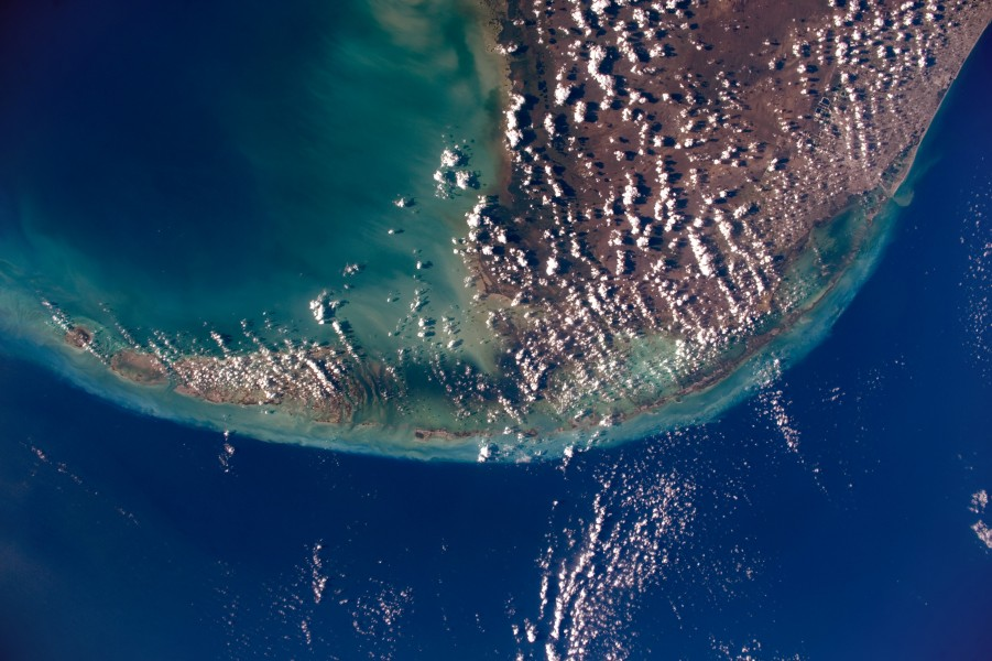 ISS-42 South Florida and Key West