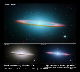 Sombrero Galaxy (Messier 104)