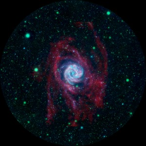 The Southern Pinwheel Galaxy M83