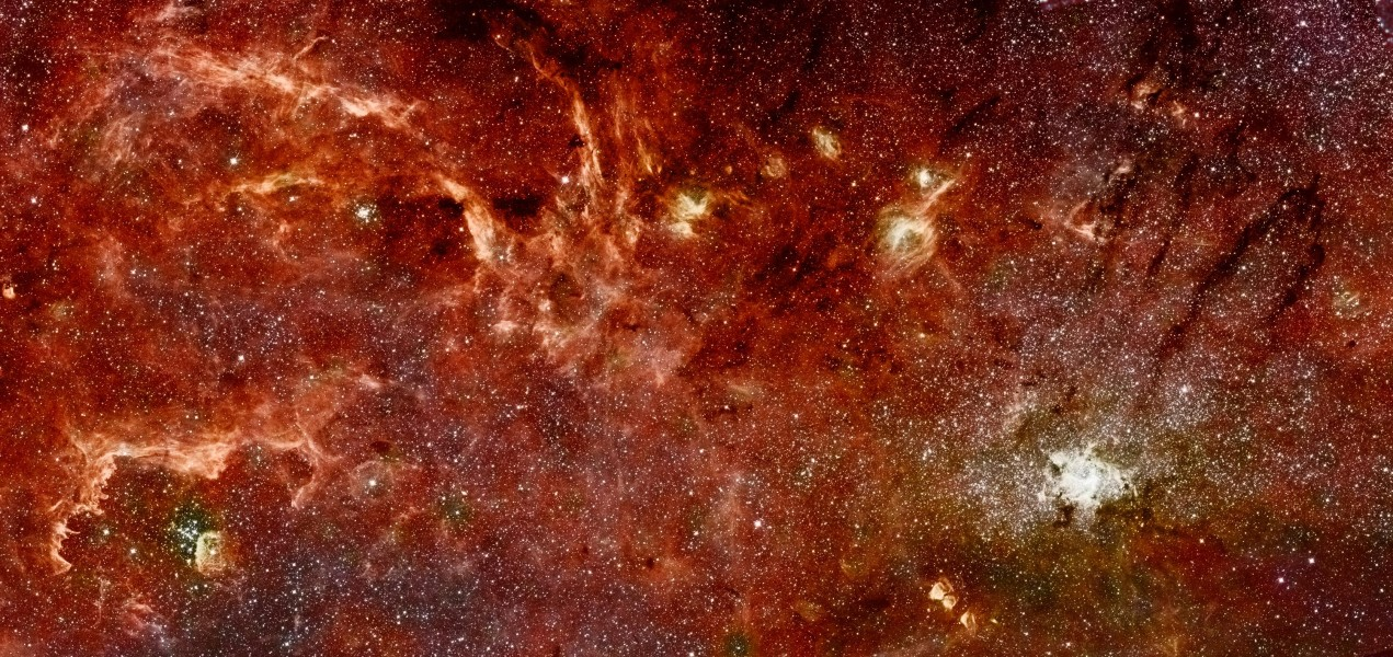 An Infrared View of the Galaxy