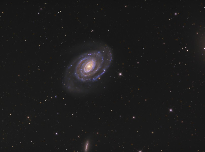 NGC5364 Galaxy from the Mount Lemmon SkyCenter Schulman Telescope courtesy Adam Block