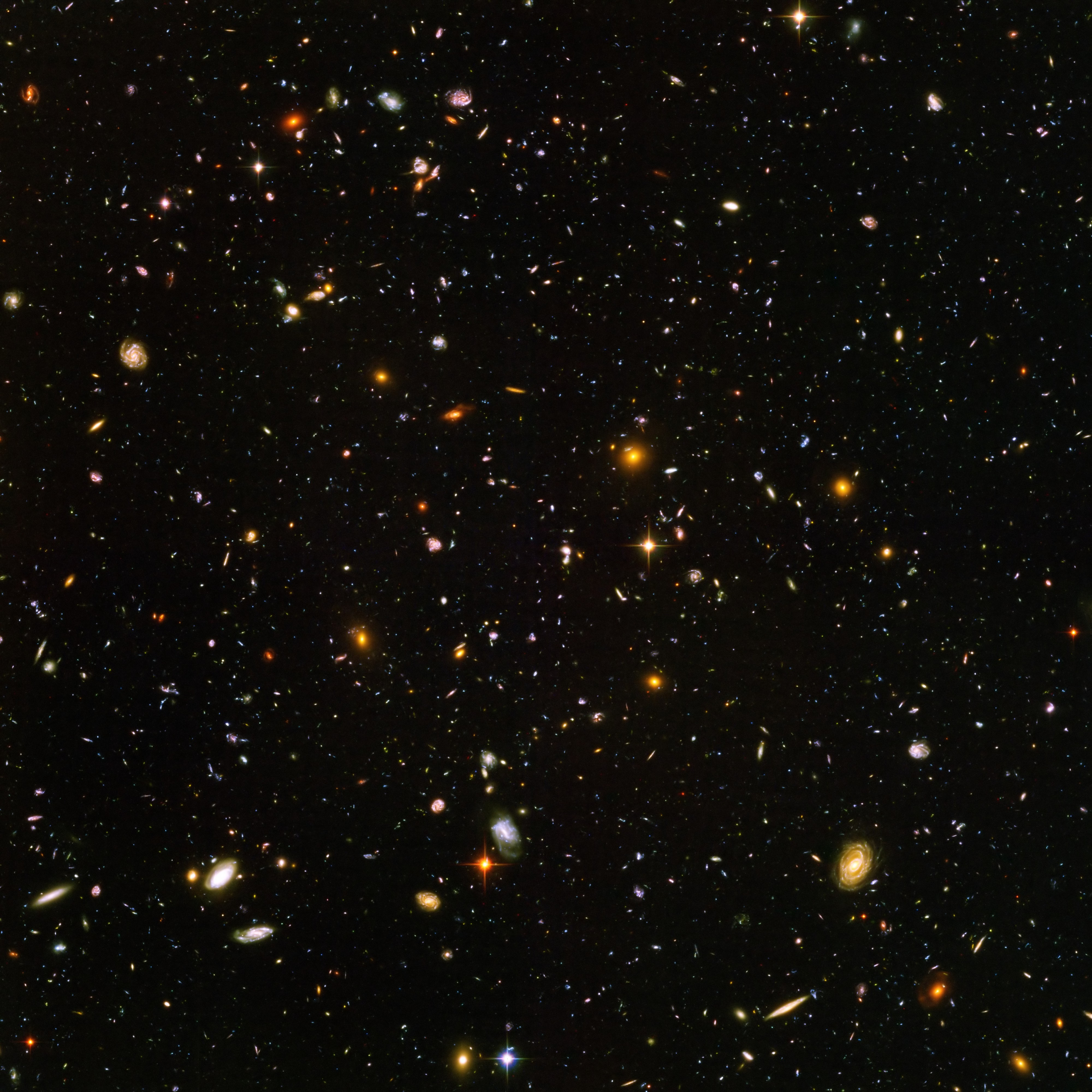 Hubble ultra deep field high rez edit
