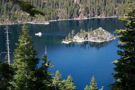 Fannette Island, Emerald Bay, South Lake Tahoe