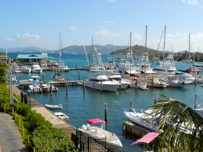 Red Hook USVI Harbor