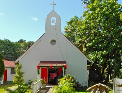 St Johns USVI Lutheran Church