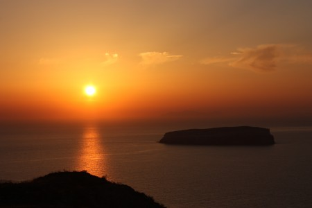 Sunset at Santorini (3595485023)