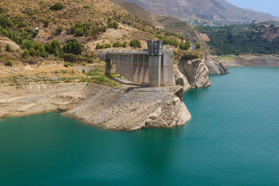 Embalse de Canales Tour Andalusia Spain