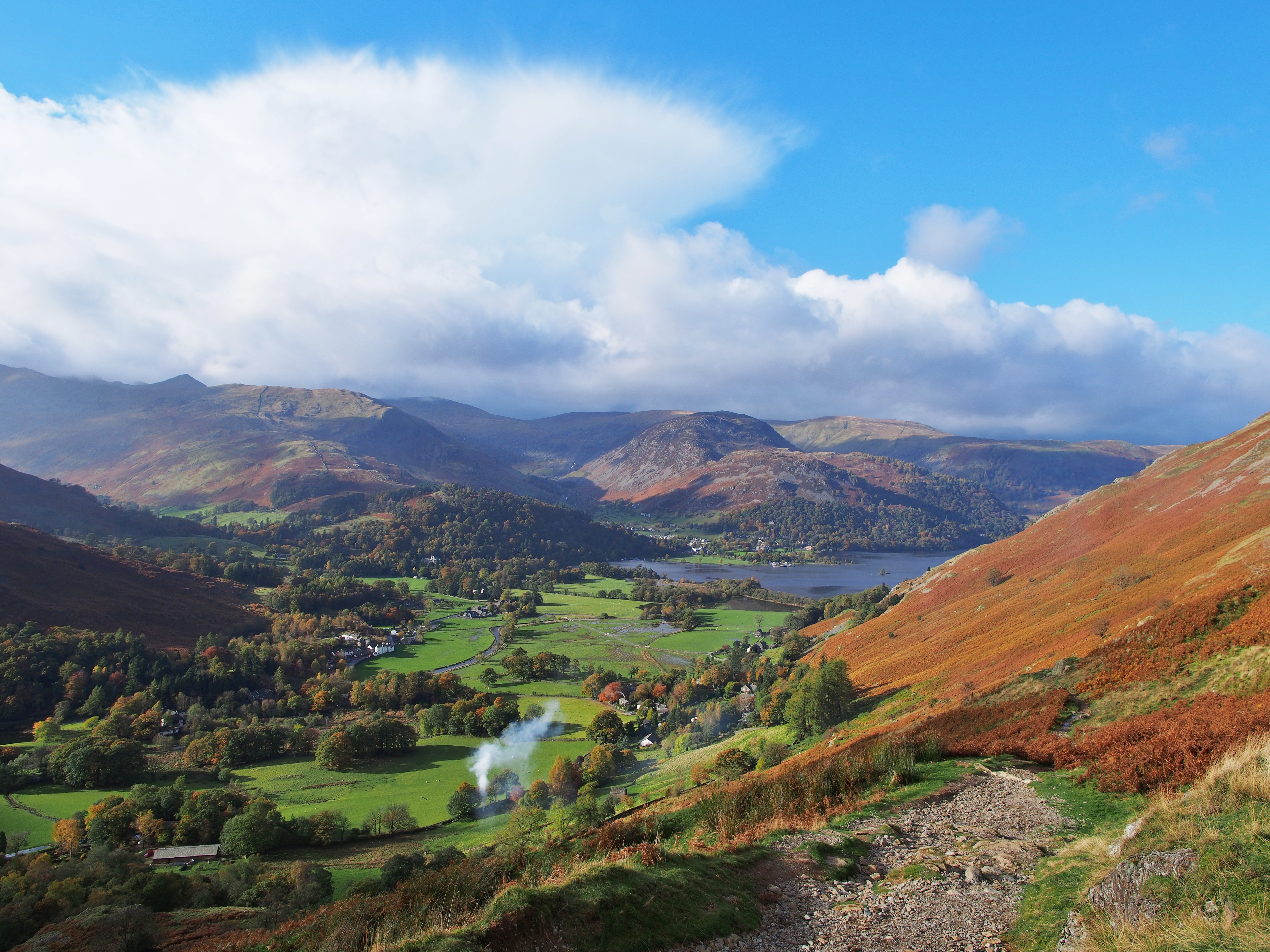 2013 Patterdale Ullswater Boredale Hause