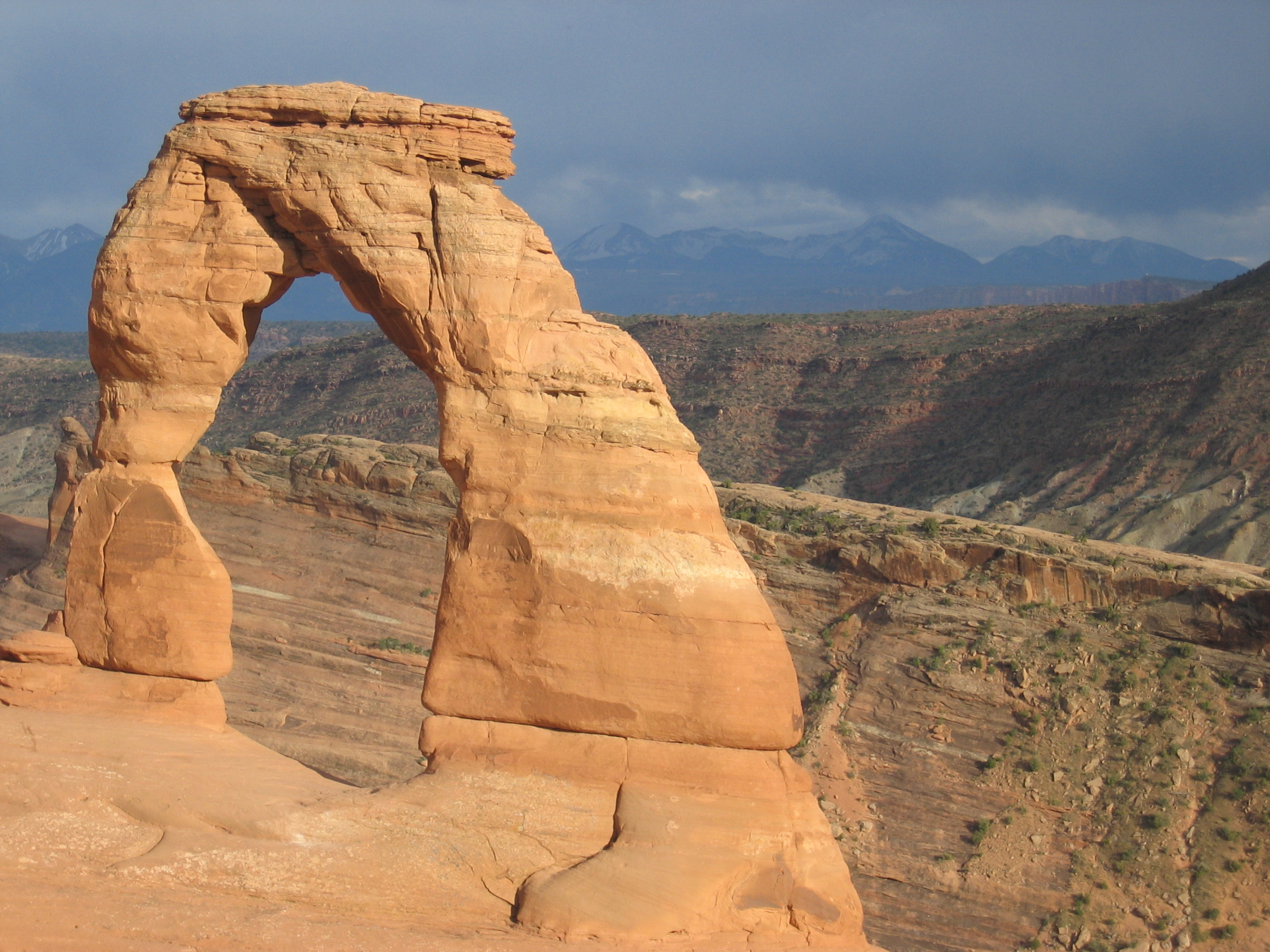 Delicate Arch in Arches National Park 3
