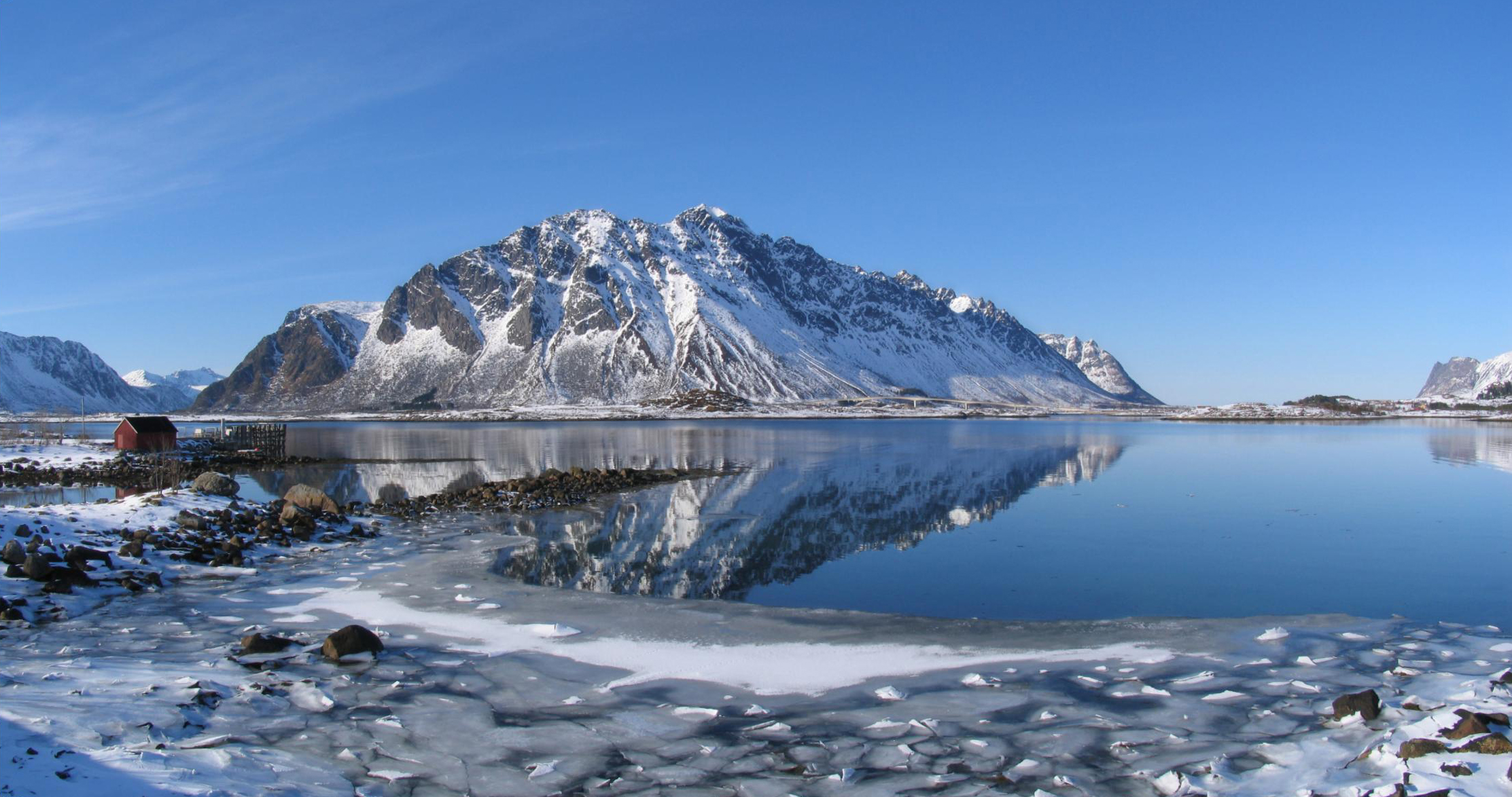 Winter at Lofoten