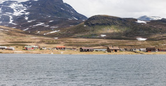 a Norway landscape in June 2014, picture 8