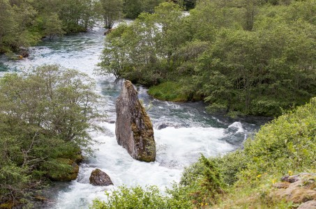 a river in Norway, June 2014, picture 18