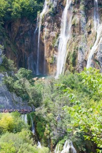 Plitvice Lakes, Croatia, July 2014, picture 11