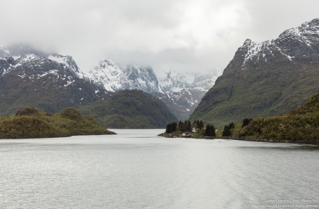 way from Stokmarknes to Trollfjord, Norway, photographed in June 2018 by Serhiy Lvivsky, picture 15