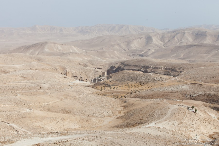 a desert in Israel or Palestine in September 2015, picture 7